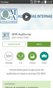 APP Auditorias Internas