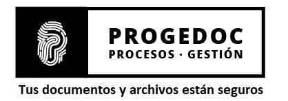 Logo Progedoc 2